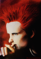 Matthew Bellamy by shvau4