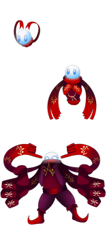 Fakemon: I predict that you will fave this pic! by That-One-Leo