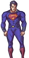 Man of Steel Cavil 1 by southpawdragon