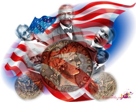 black history 1895 by horacephotoshop