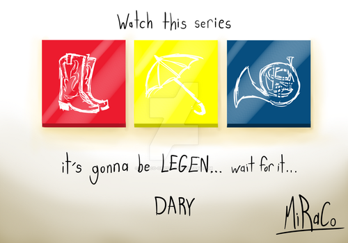 How I Met Your Mother by MiRaCo-Oficial