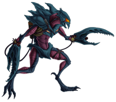 Metroid 25th -- SPACE PIRATE by Green-Mamba