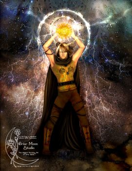 Lugh by Gina-Marie