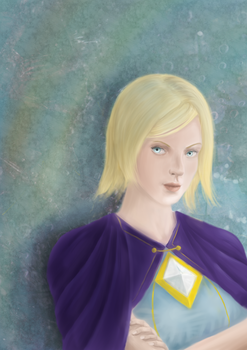 Hyrule's Forgotten Ones: Fi by Kathaersys