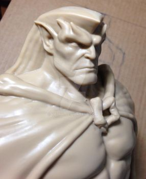 Goliath Bust First Print Side by vp1940