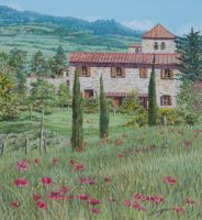 Spring in Tuscany by FredaSurgenor