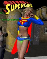 supergirl kryptonite skirt by orionsforge