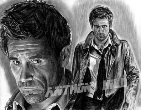John Constantine by Wanted75