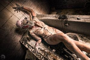 Silent Hill~ by Justawaykitty