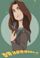 dr horrible - penny by Awkwardly-Social