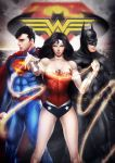 Justice Trinity by MeTaa