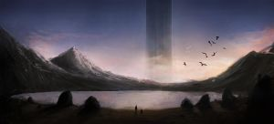 Monument by queensryker