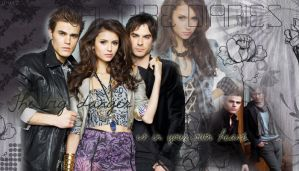 Blend Vampire Diaries by masquerade-lady