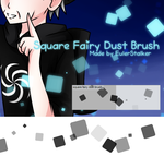 + Square Fairy Dust Brush | For MS5/CSP + by EulerStalker