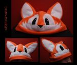 Tails Hat by CraftyFeawen