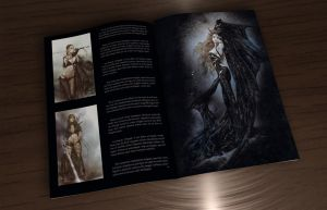 Editorial: Luis Royo IV by tomate-cereja