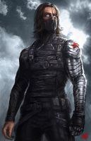 The Winter Soldier by W-E-Z