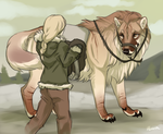 Here Comes the Hard Part by Hlaorith