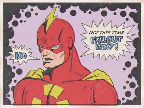 RADIOACTIVE MAN by paintmarvels