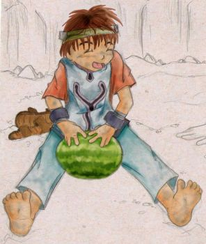 Watermelon with Ico by Sahel