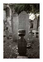Ottoman Cemetery by totemica