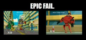 Fail Of Epicness Times 2 by Screwed-In-The-Head