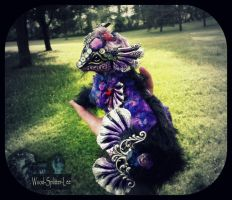 SOLD Poseable Baby Ocean Creature! by Wood-Splitter-Lee