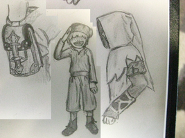 sketches by Ramrum
