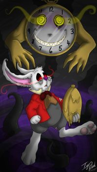 Time is a crazy illusion by Ivy-Petal