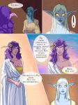 Once upon a time: page 2 by ammatice