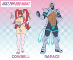 Just for one night - Comic project by DoctorZexxck