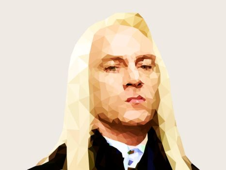 Lucius Malfoy by apparate