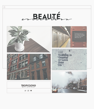 Beaute Collection [ wallpapers ] by tropicsong