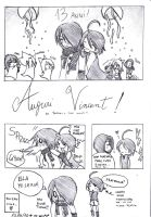 Happy B-day vince by Tomocchan