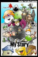 My story : Colored by terryrism