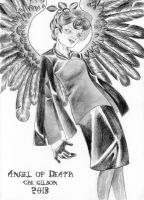Angel of Death- American Horror Story by spiderliing666