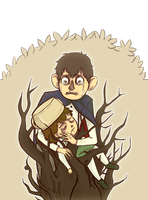 [Fanart] Over The Garden Wall by PUETHAR