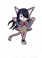 AT: Alice the Cat by SierranatteTH