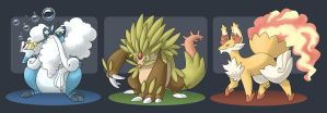 X + Y: Evolutions by Turtle-Arts