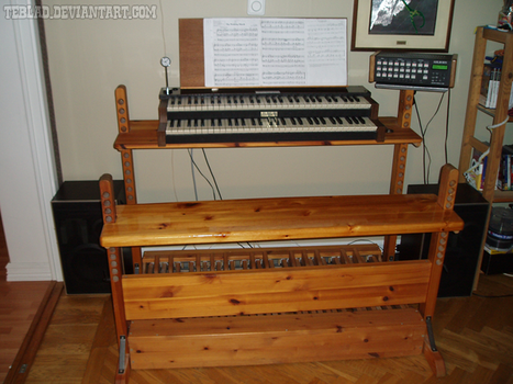 suzuki organ by teblad
