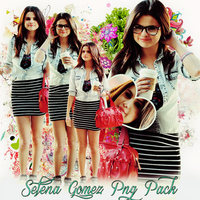 Pack png 211 Selena Gomez by MichelyResources