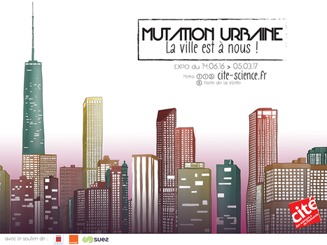 Mutation urbaine ! by JugwenMor