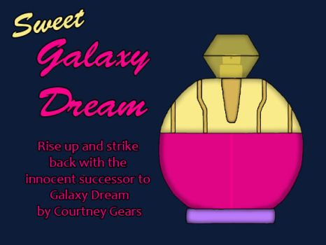 The next Courtney Gears perfume by TotallyDeviantLisa