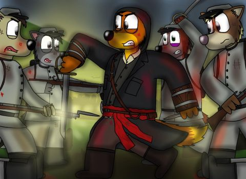 Assassins Creed OneUnion 5-2 Battle of Springfield by ZachMFKAttack