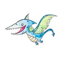 Monster of the Day #568 Pterodactyl Monster by jurries21