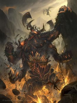 Unleashed Demon Normal by namesjames