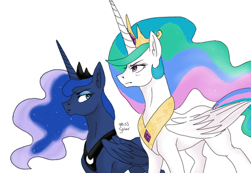 Royal Princesses by Maiko-of-Harmony