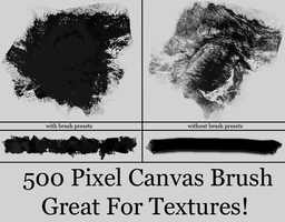 Canvas Brush by blackxwinter