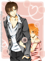 Skip Beat - Don't go . . by nyharu
