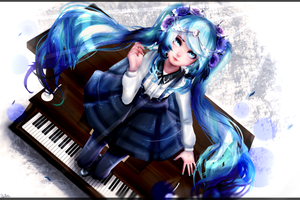 [MMD]  Crystal Staccato  by Pocky-Poison